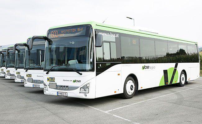 VOR: Neue Tarife bei Bus und Bahn mit 1. Februar 2016