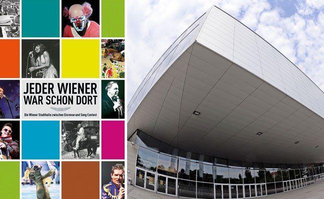 Ein Bildband widmet sich nun der Geschichte der Wiener Stadthalle.