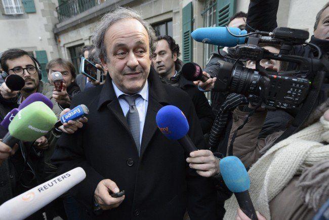 Die CAS entscheidet über das weitere Vorgehen im Fall Platini.