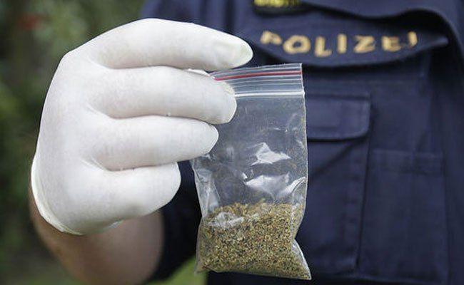 Die Polizei konnte den Dealer festnehmen.