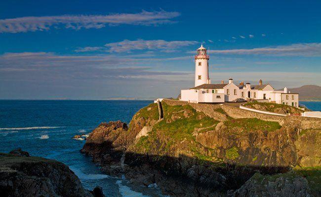 Die Schönheit Irlands besser kennenlernen.