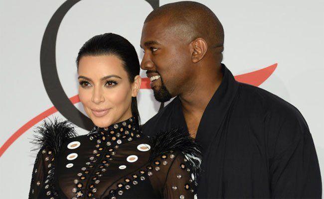 Kim und Kanye erneut im Elternglück.