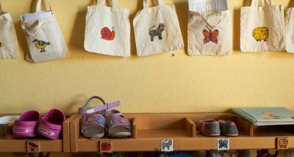 """In dem Wiener Kindergarten soll es zu unangemessenen """"Bestrafungen"""" gekommen sein."""