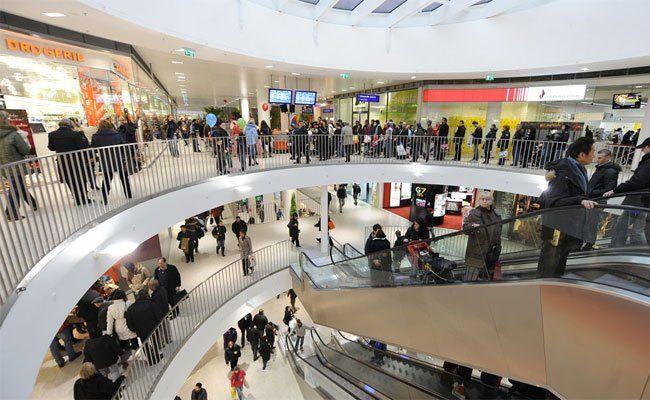 """Der Verkauf von """"The Mall"""" ist fixiert."""