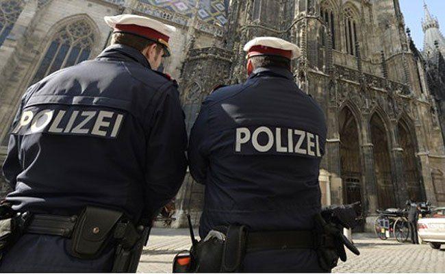 Auch in Wien trifft die Polizei Vorkehrungen.