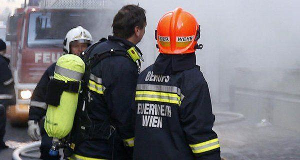 Wien - Brigittenau: Brand in Wohnung