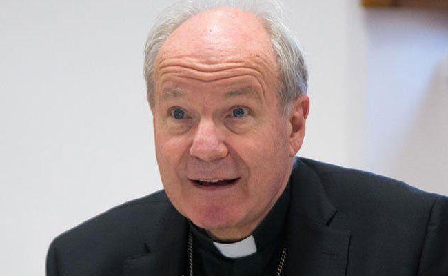 Kardinal Schönborn mit hoffnungsvoller Ansprache.