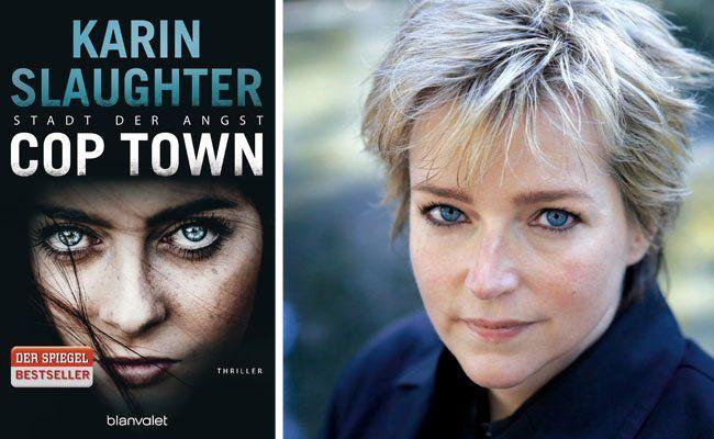 """Hochspannung bringt """"Cop Town"""" von Karin Slaughter"""