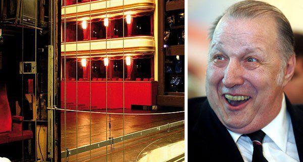 Volksopern-Liebling und Fernsehstar Herbert Prikopa ist verstorben