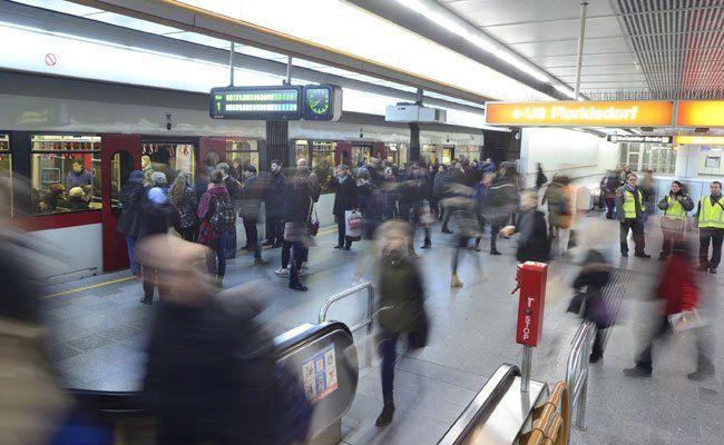 Der Wiener Westbahnhof wurde kurzzeitig evakuiert.