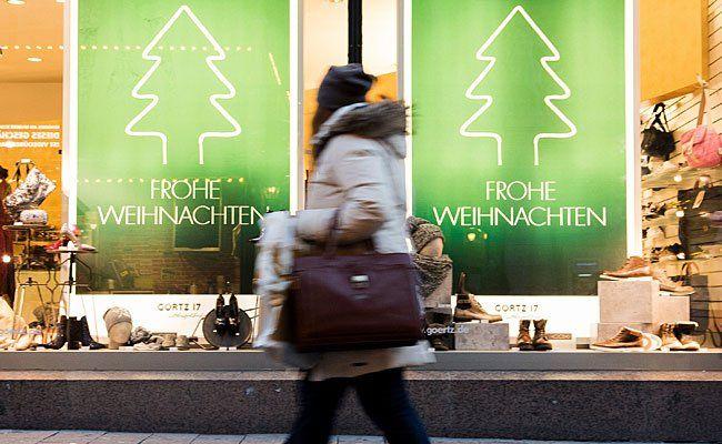 Zum 2. Advent kam das Weihnachtsgeschäft in Schwung