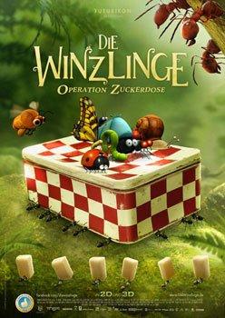 Die Winzlinge – Operation Zuckerdose – Trailer und Informationen zum Film