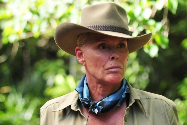 Keine Dschungelkrone für Brigitte: Sie muss das Camp am 13. Tag verlassen.