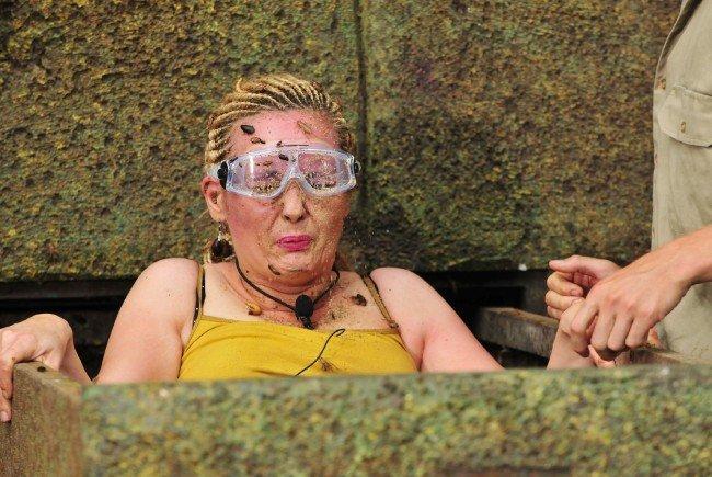 Das Publikum will Helena Fürst im Dschungelcamp 2016 leiden sehen.