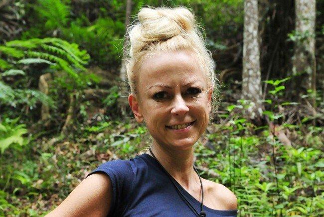 Jenny musste am 9. Tag das Dschungelcamp 2016 verlassen.