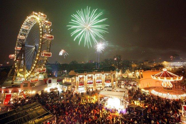 Nachträgliche Anzeigeerstattung rund um die Silvesterfeiern in Wien