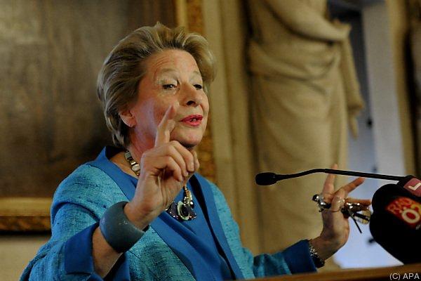 Ursula Stenzel dürfte für die FPÖ antreten.