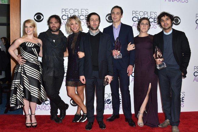 People's Choice Awards 2016: Das sind die großen Gewinner