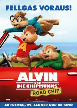 Alvin und die Chipmunks – Road Chip – Trailer und Kritik zum Film