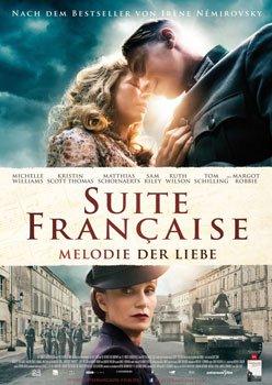 Suite francaise – Melodie der Liebe – Trailer und Kritik zum Film