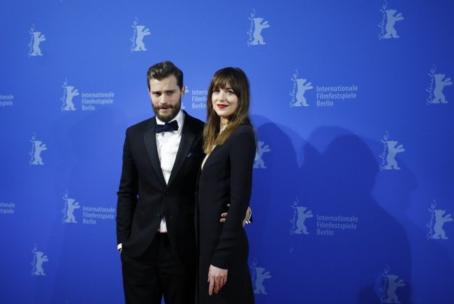 """Fifty Shades of Grey"" mehrfach nominiert"