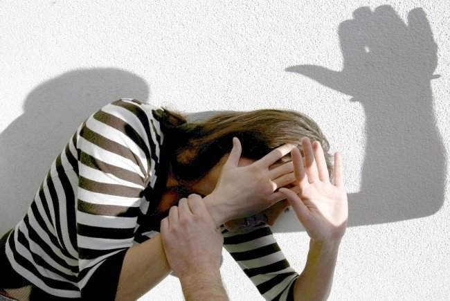 Am Valentinstag wird auch in Wien auf die Gewalt gegen Frauen aufmerksam gemacht.
