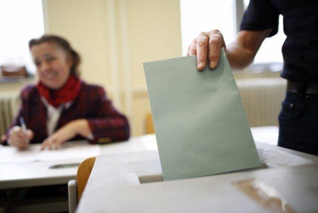 Die Bundespräsidentenwahl findet am 24. April statt.