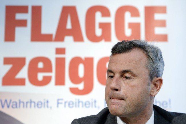Norbert Hofer bleibt vorerst Dritter Nationalratspräsident.