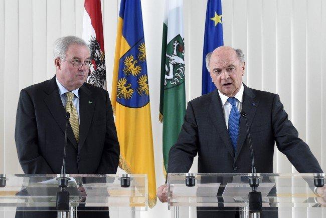 "BP-Wahl - Schützenhöfer hält Pröll für geeigneten ""Staatsmann"""