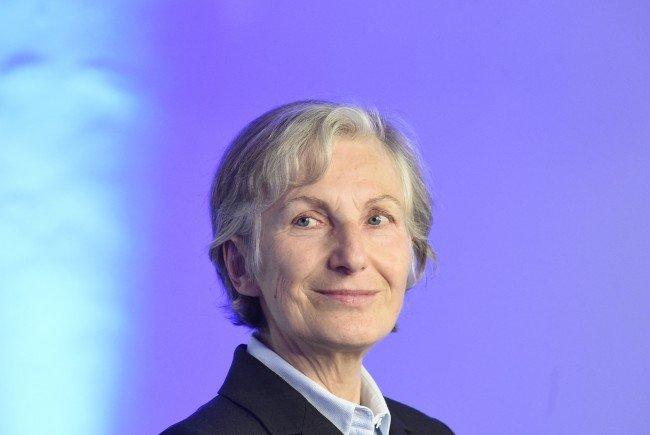 Irmgard Griss steht derzeit bei 332.000 Euro an Wahlkampfspenden.