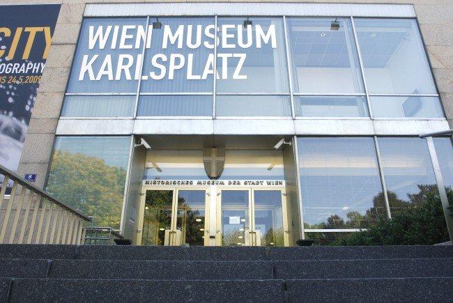 Das Wien-Museum wird umgebaut werden.
