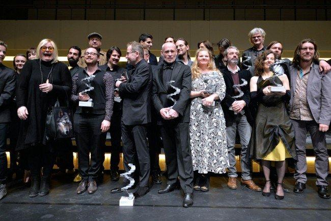 DIe Gewinner beim Österreichischen Filmpreis 2016