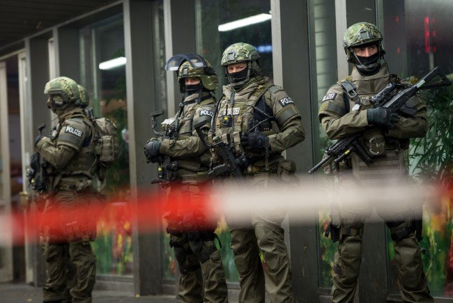 Konkreter Hinweis auf Terroranschlag in München in der Silvesternacht.
