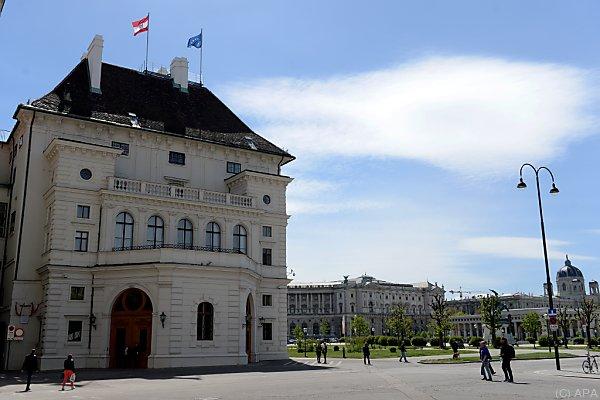 Der Wahlkampf um die Hofburg wird spannend