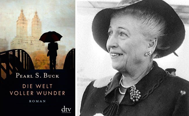 Wiederentdecktes Buch von Pearl S. Buck erscheint auf Deutsch
