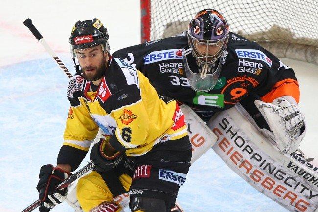 EBEL: Vienna Capitals setzen sich gegen Graz 99ers mit 3:1 durch