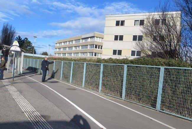In den Siemens-Büros in Wien-Floridsdorf sollen Asylanten untergebracht werden.