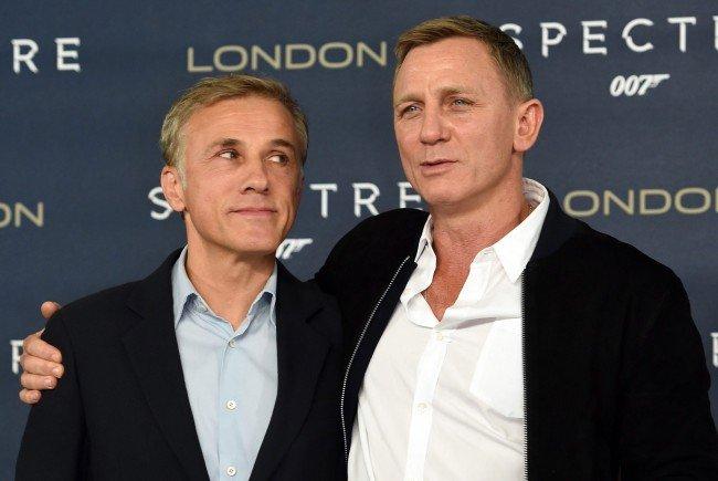 Christoph Waltz wird nur nochmal den Bond-Bösen spielen, wenn Craig dabei ist.