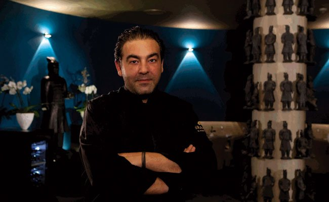 Starkoch Juan Amador kocht drei Tage lang im Le Ciel.