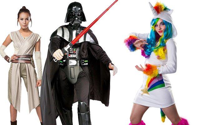 Mit solchen Kostümen liegt man im Fasching 2016 goldrichtig