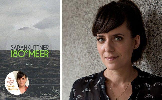 Sarah Kuttner hat ihren dritten Roman veröffentlicht