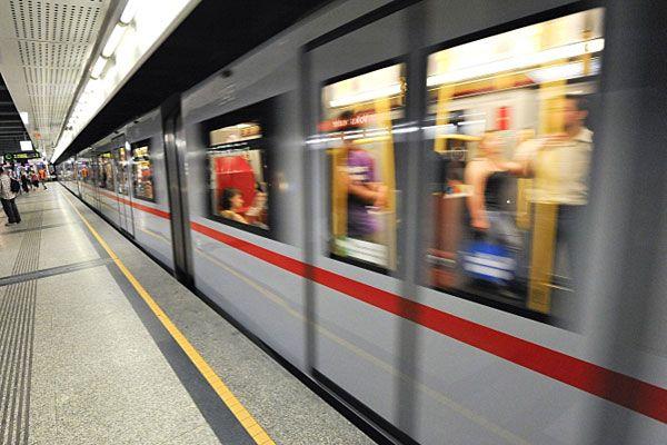Die neuen U-Bahn-Garnituren der Wiener Linien sind mit Rampen ausgestattet.