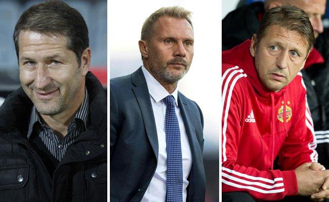Die zehn Bundesliga-Trainer trauen der Truppe von Teamchef Marcel Koller in Frankreich einiges zu.