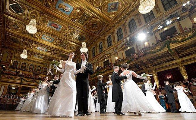 Der 75. Ball der Wiener Philharmoniker bittet zum Tanz
