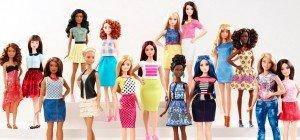 """""""Kurvig"""", groß und klein: Barbie darf neue Figur haben"""