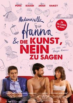Mademoiselle Hanna und die Kunst Nein zu sagen – Trailer und Informationen zum Film