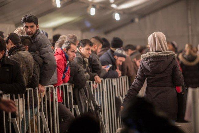 """Die SPÖ hält nichts von einer """"Flüchtlings-Obergrenze""""."""