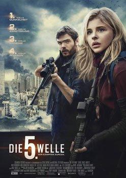 Die 5. Welle – Trailer und Informationen zum Film