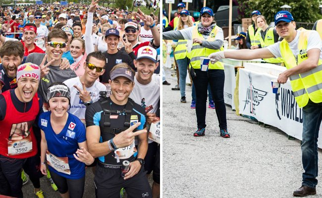 Der Wings for Life World Run findet heuer in Wien statt.