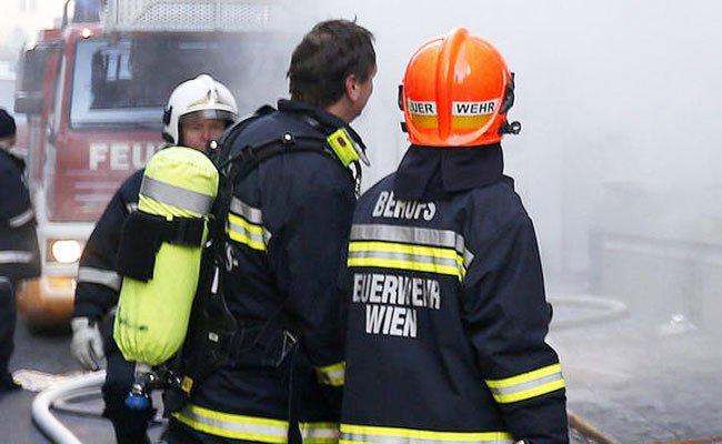 Explosion in Wohnhaus in der Schluckergasse.